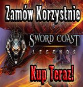Nowe cRPG Online / Cooperative Sword Coast Legends - Kup najkorzystniej