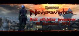 Oficjalna premiera Neverwinter Online- Dzisiaj!