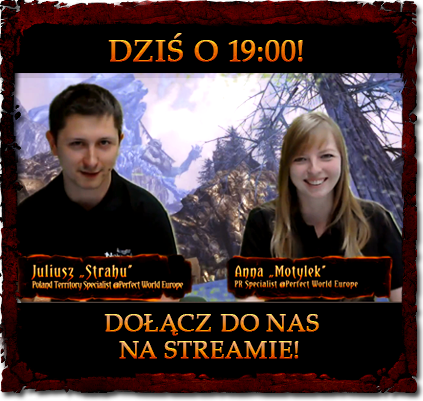 Live Stream Perfect World (Neverwinter PL)